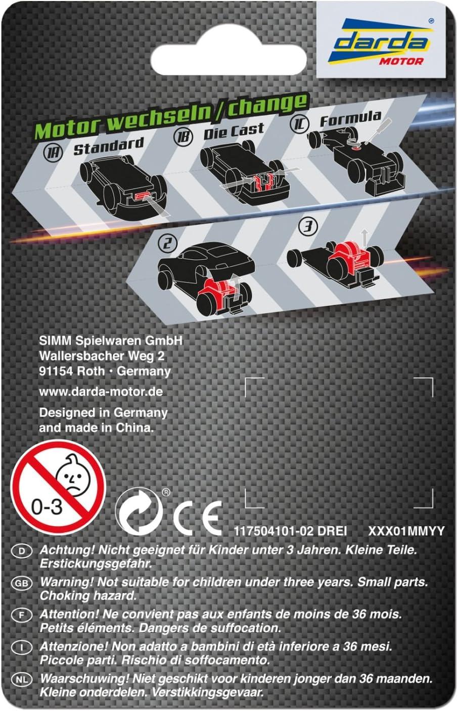 Ksm Darda Standard GS Engine Getting Fit 4006942504107 B000JWIJZW