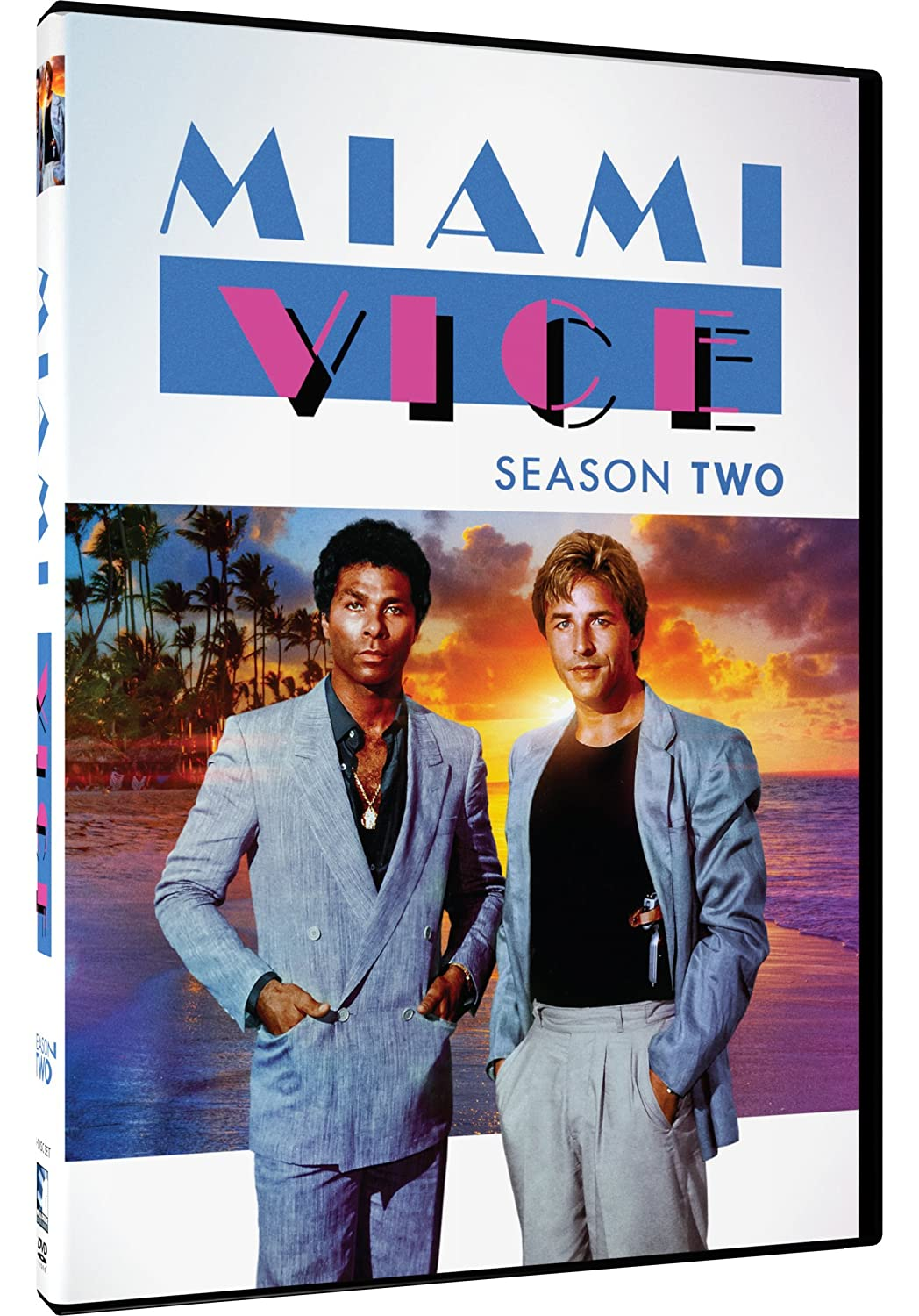 Miami Vice Season Two Dvd Import Amazonde Dvd Blu Ray