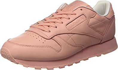 Reebok X Spirit Classic Leather, Baskets Basses Femme