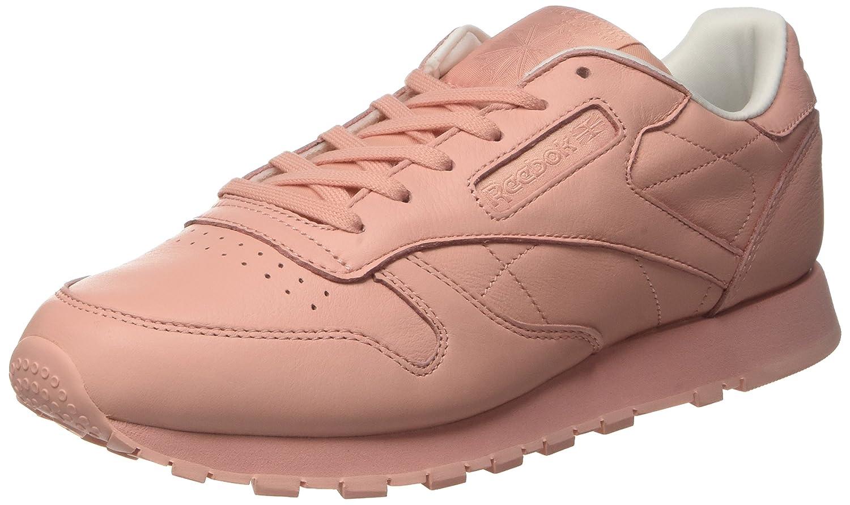 TALLA 40.5 EU. Reebok Cl Lthr Pastels, Sneakers para Mujer