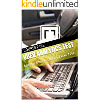 Uber Analytics Test: Ace the Uber Analytics Excel Test (English Edition)