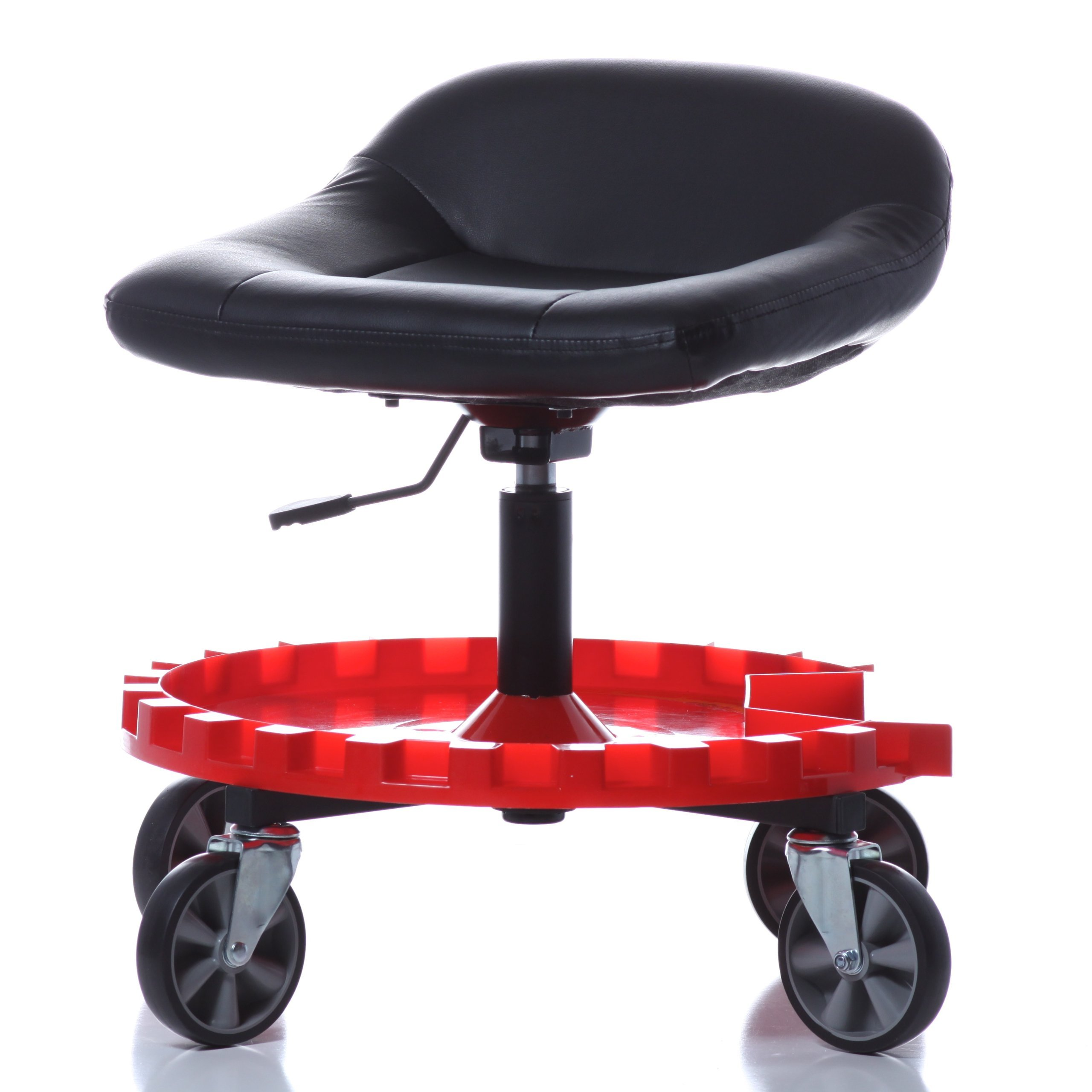 Traxion 2-230 Monster Seat II with All-Terrain 5'' Caster (Renewed) by Traxion