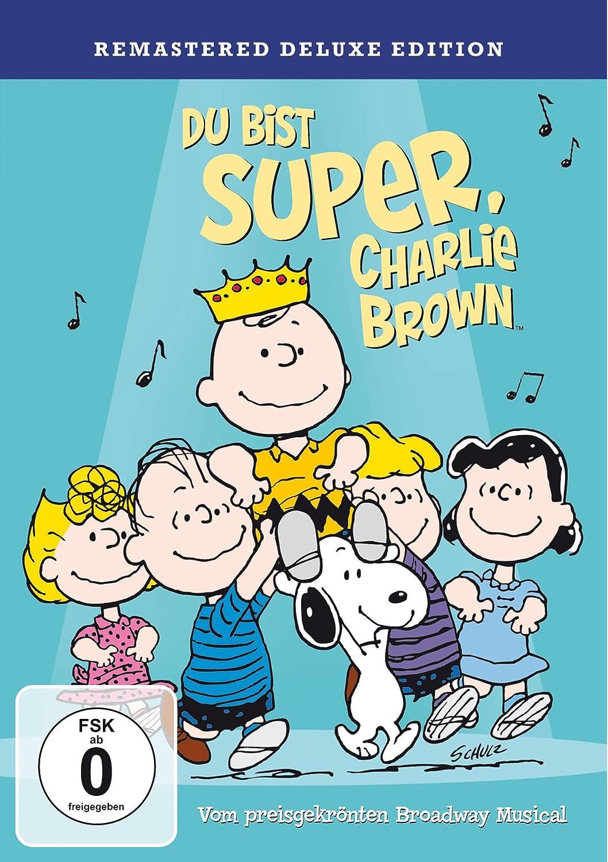 Amazon.com: DVD * Die Peanuts: Du bist super, Charlie Brown [Import ...