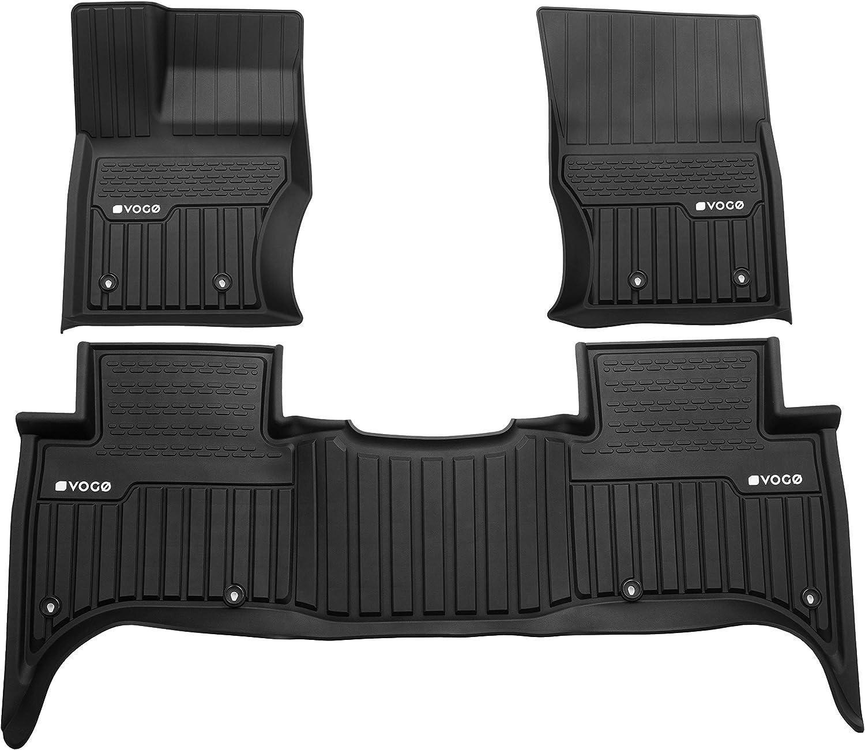 Vogo Integrale Fußmatten Passend Für Land Rover Range Rover Sport Ii 2013 Auto