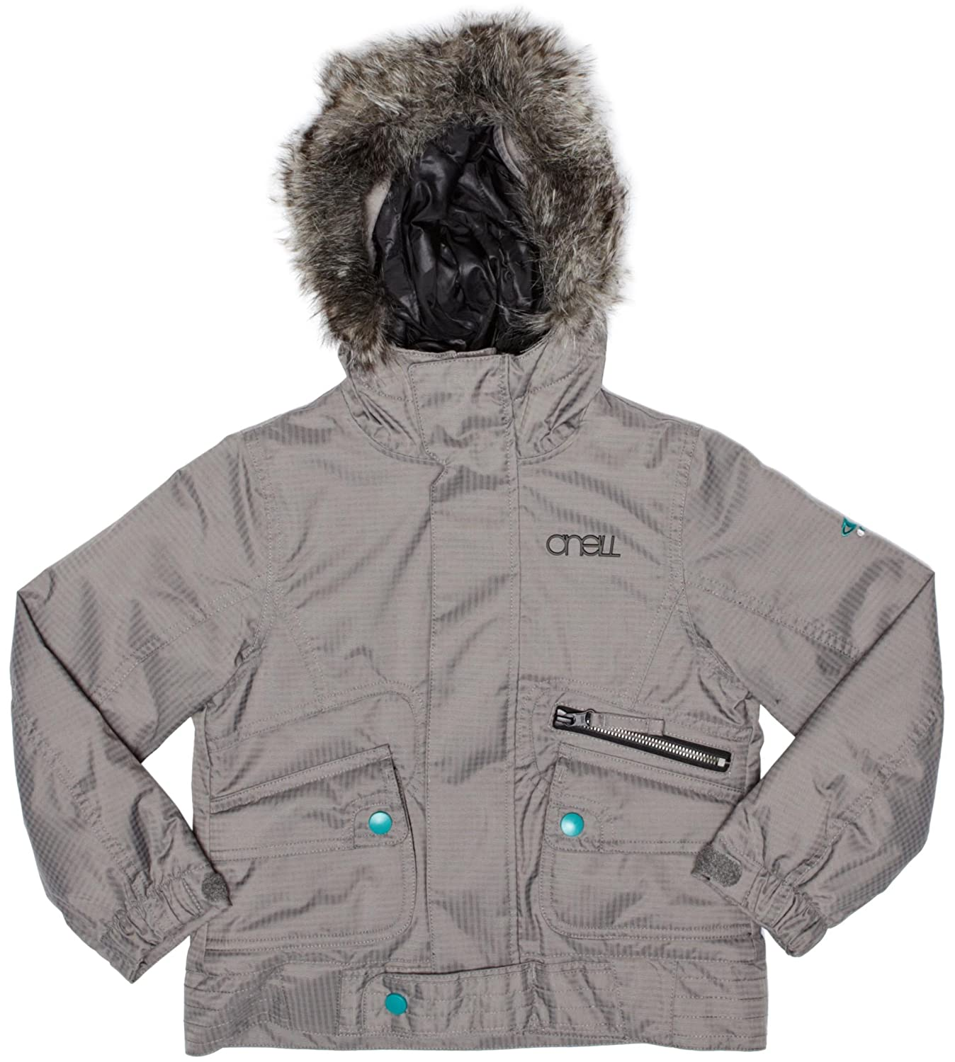 gris anthracite 10 years O 'Neill Gemstone Veste pour Fille