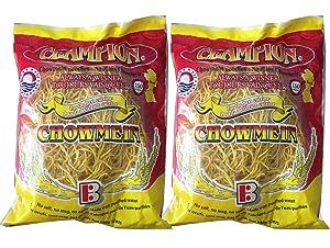 Champion Chow Mein 12oz/340g Economy 2-Pack