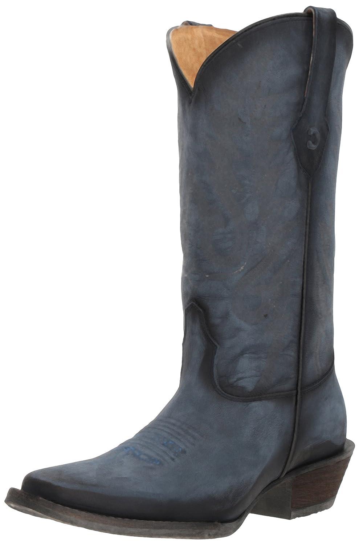 Durango Women's DRD0210 Western Boot B01N36BNXC 7.5 B(M) US|Vintage Denim