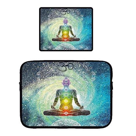 Amazon.com: Beach Surfers Yoga Mandala Zen Meditation Hippie ...