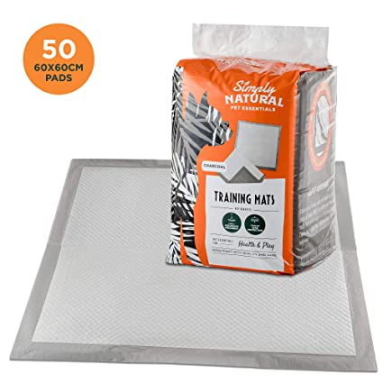 Simply Natural Pack de 50 Almohadillas de Entrenamiento 50 ...