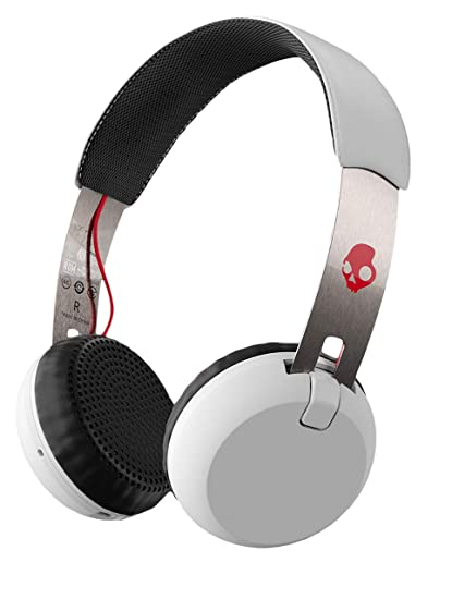 Skullcandy Grind On-Ear Bluetooth Headphones with Mic  Amazon.in   Electronics 0e0e6a089a
