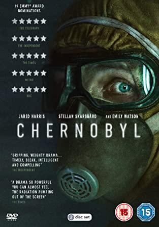 Chernobyl - 2019 Sky Atlantic Drama [DVD]: Amazon co uk