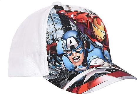 Marvel Official Kids Boys Girls Childrens Disney Spiderman//Star Wars//Superman and Batman Baseball Caps Summer Sun Hats with Velcro Fastening