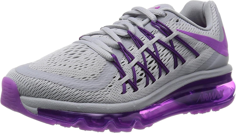 NIKE W Air MAX 2015 - - Mujer: Amazon.es: Zapatos y complementos