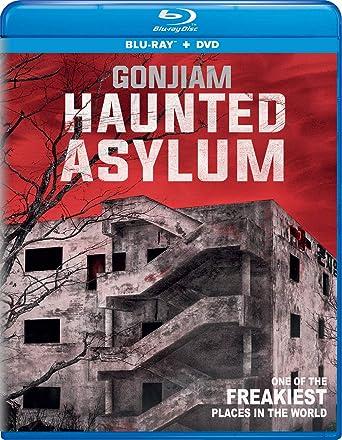 Gonjiam: Haunted Asylum [Blu-ray+DVD]