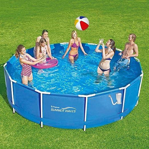 Summer Waves Frame Pool 366 x 91 cm Marco swimming pool Familias ...