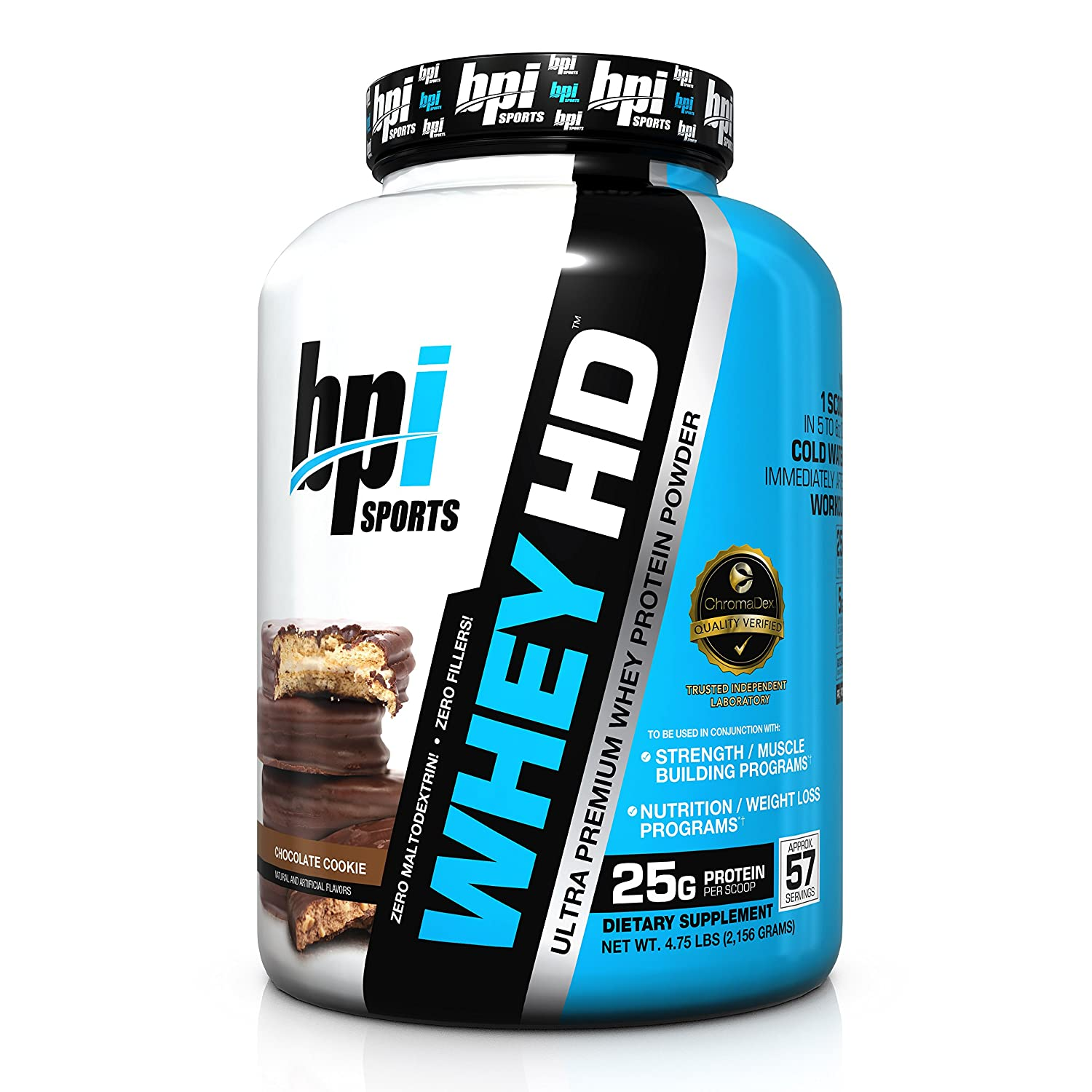 bpi sports wheyhd ultra premium protein chocolate 42 lbs amazonin health u0026 personal care