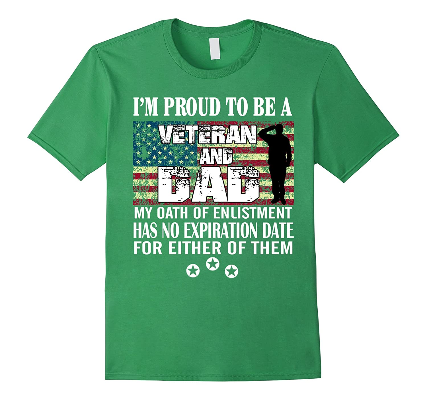 IM PROUD TO BE A VETERAN AND DAD-Vaci