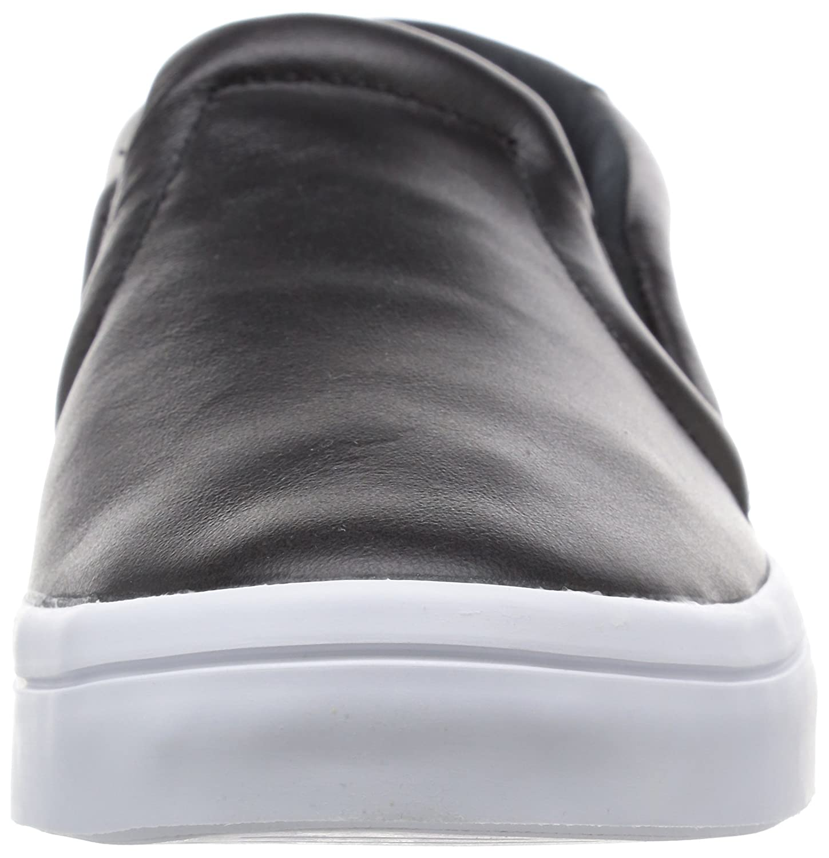 Adidas Courtvantage Slip On W, noir / noir / blanc, 6 nous Black/Black/White