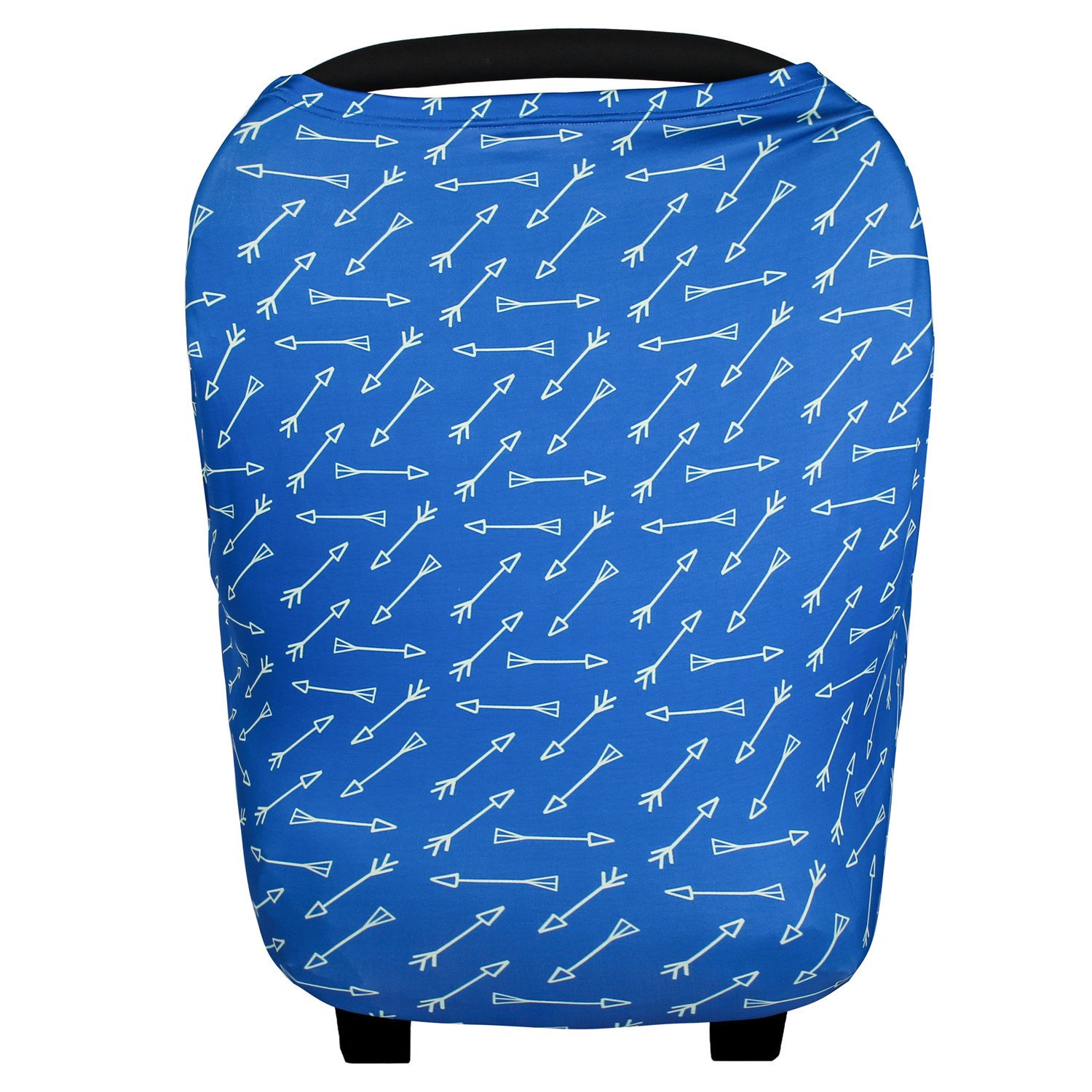 Storeofbaby Infant Car Seat Canopy for Boy Stretchy Shopping Cart, Stroller Covers CanopiesCoverA_ca