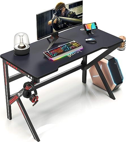 BOJOY Gaming Desk 47 inch PC Computer Desk