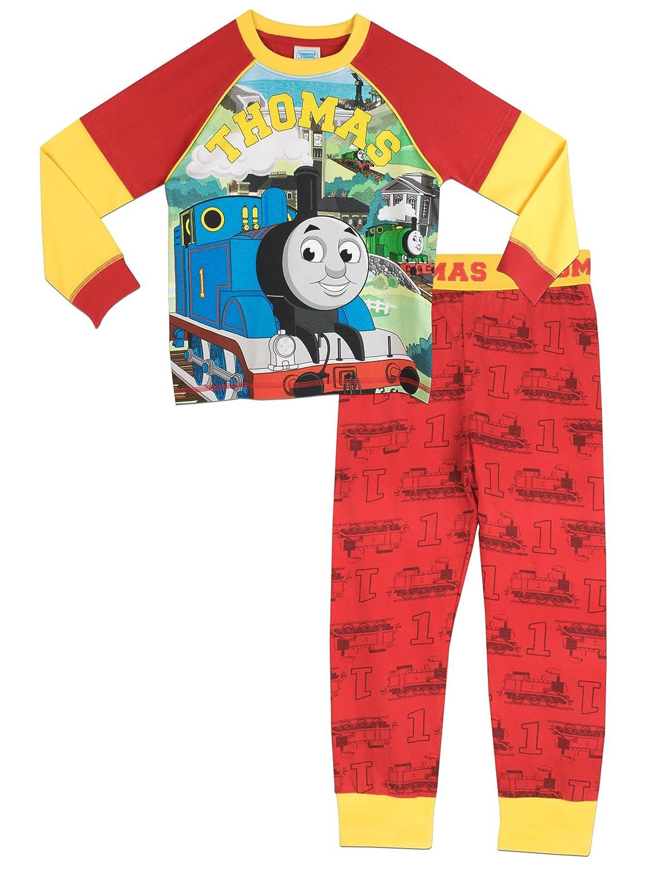 Thomas' The Tank Engine Boys The Tank Pyjamas Ages 18 Months To 7 Years