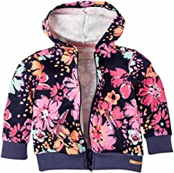 OFFCORSS Toddler Girls Long Sleeve Zip Up Hoodie Sweaters Sudaderas para Niñas