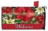 Briarwood Lane Poinsettia Welcome Christmas Large