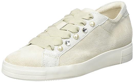 Tamaris 23690, Zapatillas para Mujer, Beige (Alpaca Comb), 36 EU