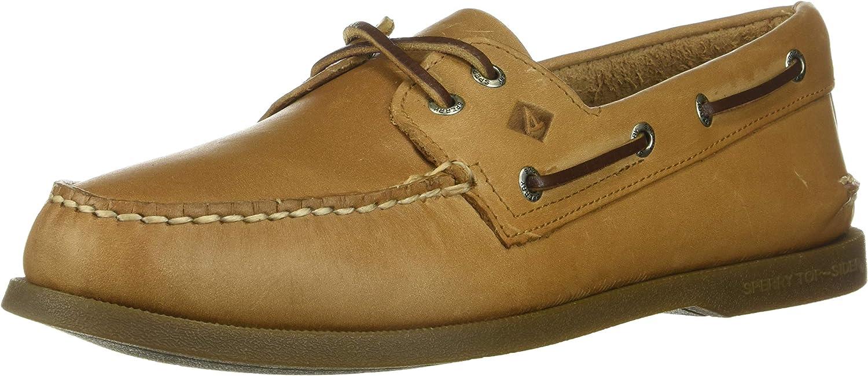 Sperry Men's Authentic Original Boat Shoe in Nutmeg, 11 US