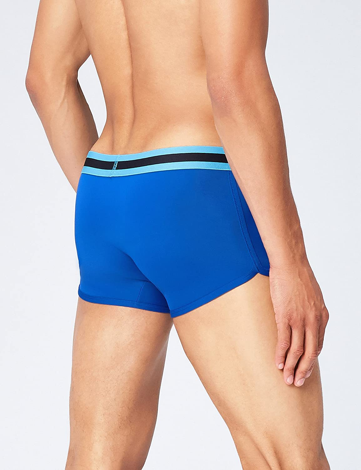 Pack of 4 find Mens Microfibre Hipster Briefs