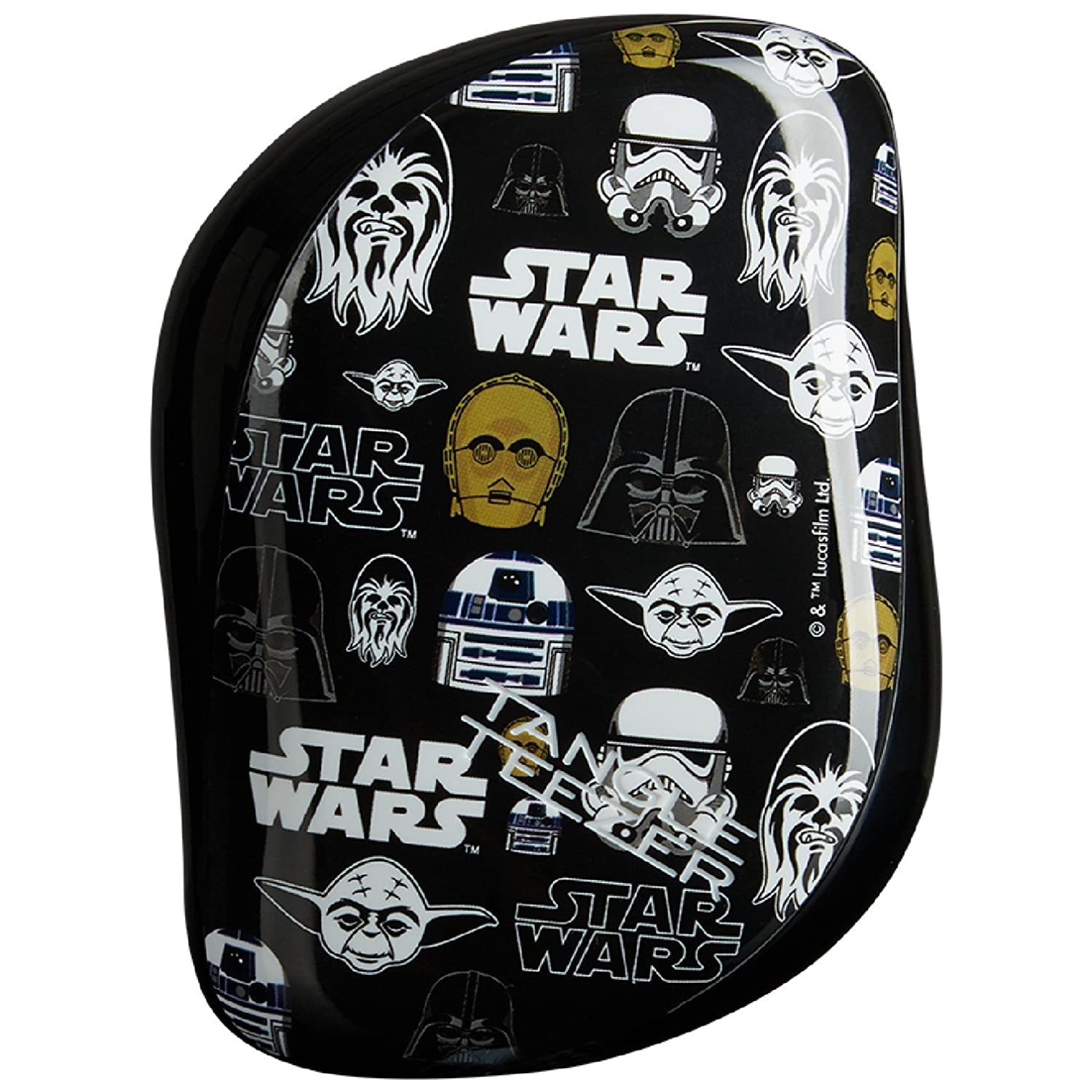 Tangle Teezer Compact Styler Star Wars Originale con ologramma CS-SW-010217