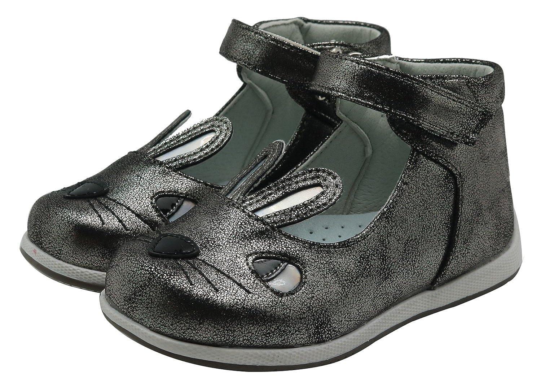 Apakowa Cute Toddler Girls Rabbit Sandals Slip On Flat Shoes None ML26