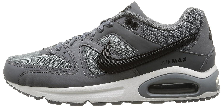 Nike Air Max Command, Scarpe da Ginnastica Basse Uomo, Grigio (Ashen