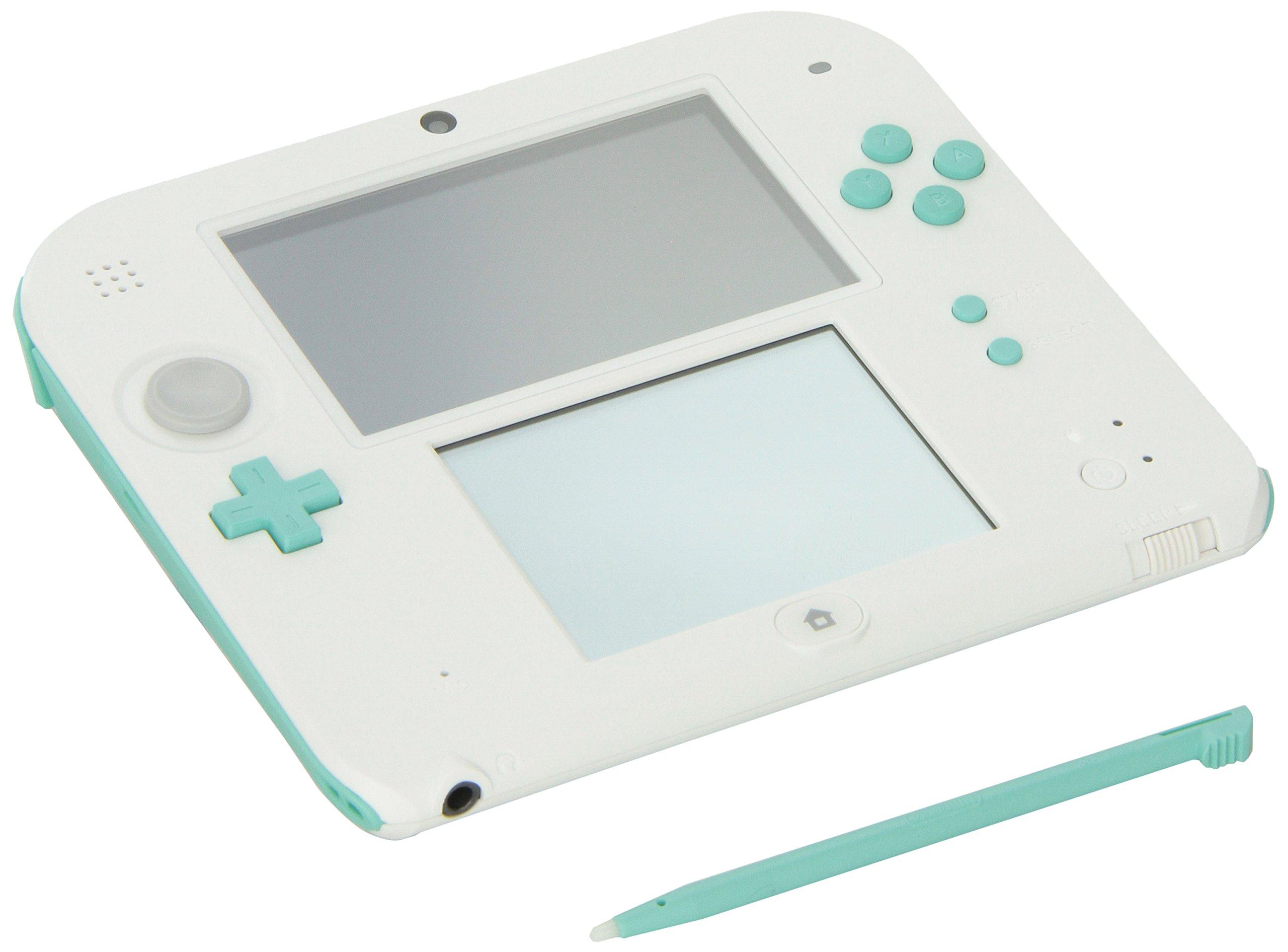 Nintendo 2DS Sea Green (Includes Mario Kart 7) by Nintendo (Image #1)