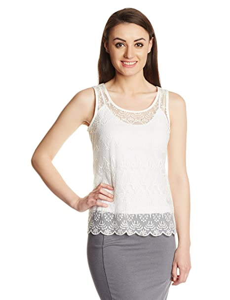 b09fa68a44735 ONLY Women s Top  Amazon.in  Clothing   Accessories