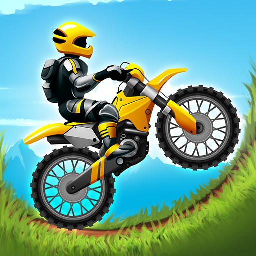 Motorcycle Racer - Bike Games (Kids Racing)