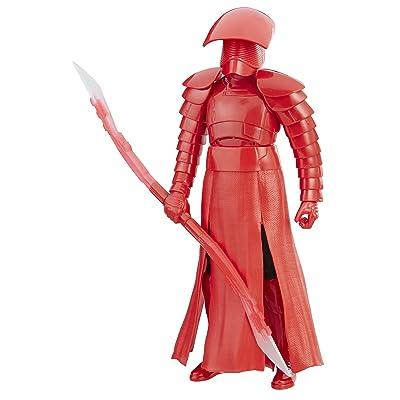 Star Wars: The Last Jedi Electronic Duel Elite Praetorian Guard: Toys & Games