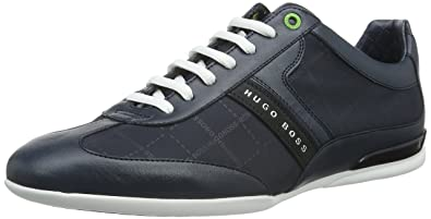 Mens Parkour_Runn_Tech Low-Top Sneakers HUGO BOSS lUgjR
