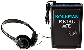 Review Jim Dunlop ROCK-MA Rockman Metal Ace