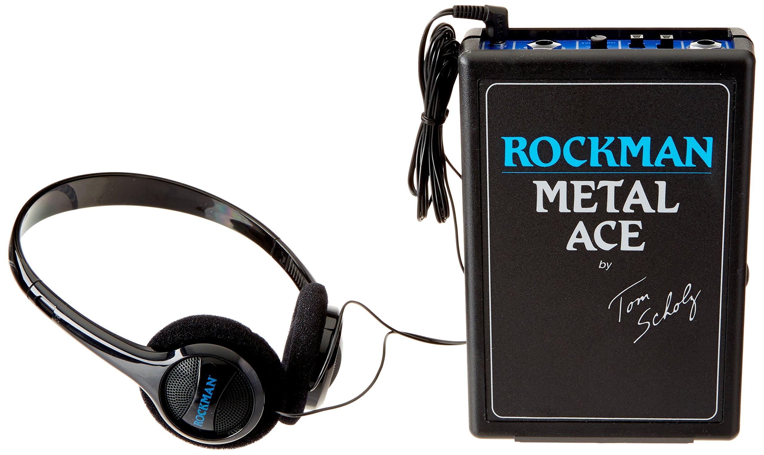 Jim Dunlop ROCK-MA Rockman Metal Ace