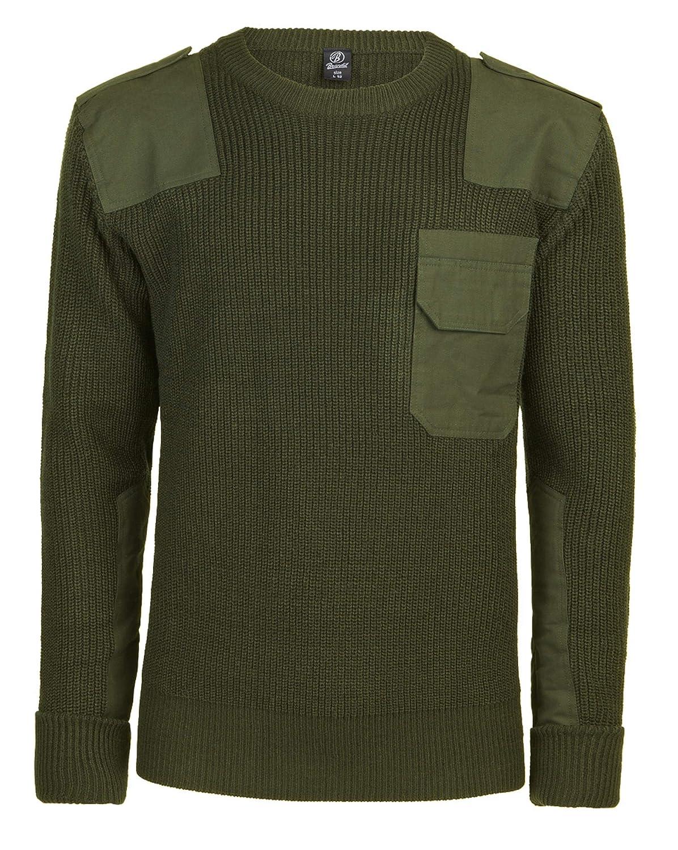 Brandit - Jersey del ejército de Bundeswehr - para Hombre 5018