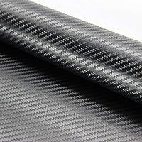 ZOEON 2 Rollos 3D Fibra de Carbono Envoltura
