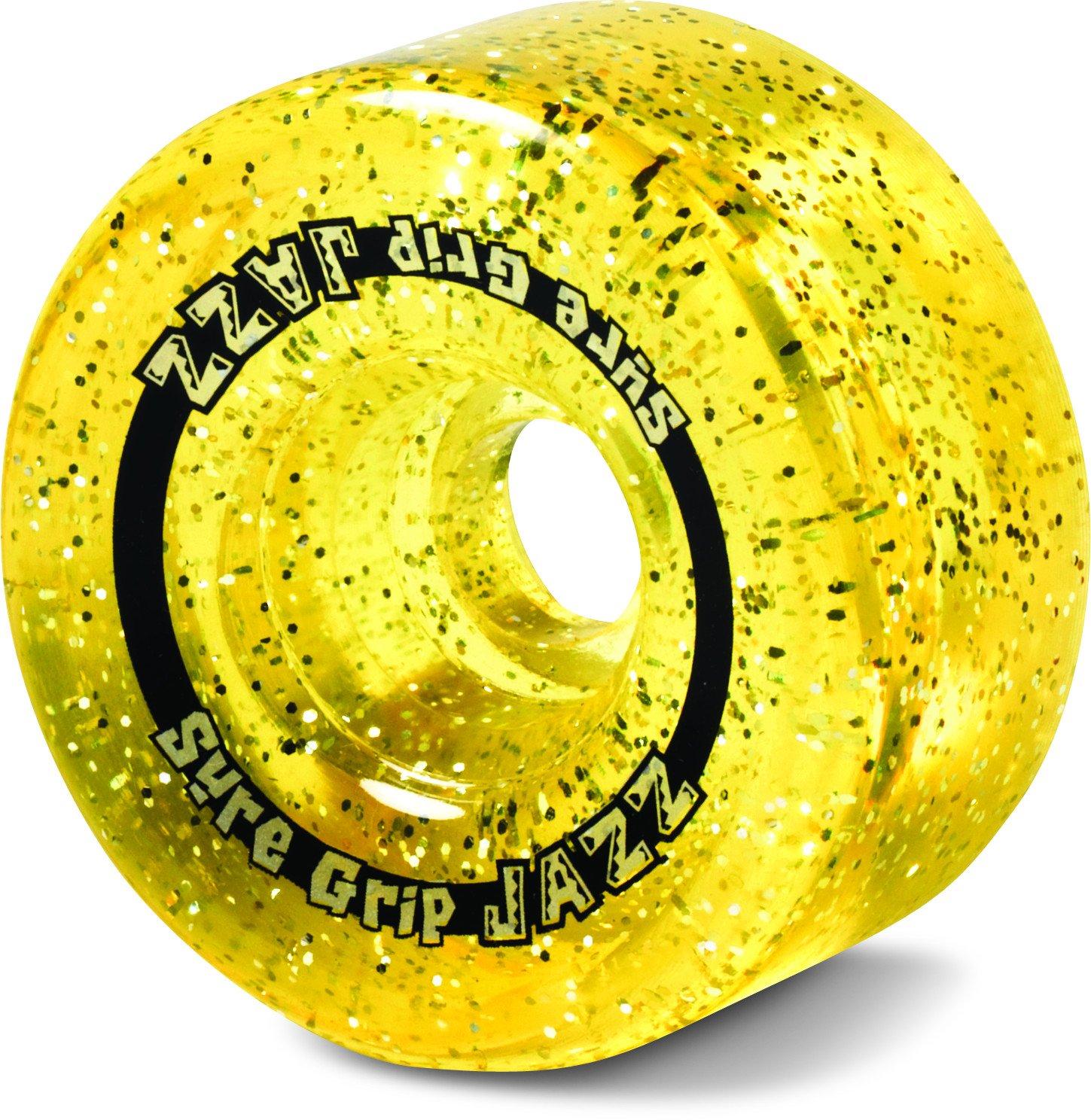 Sure-Grip Jazz Glitter Art Competition Wheels