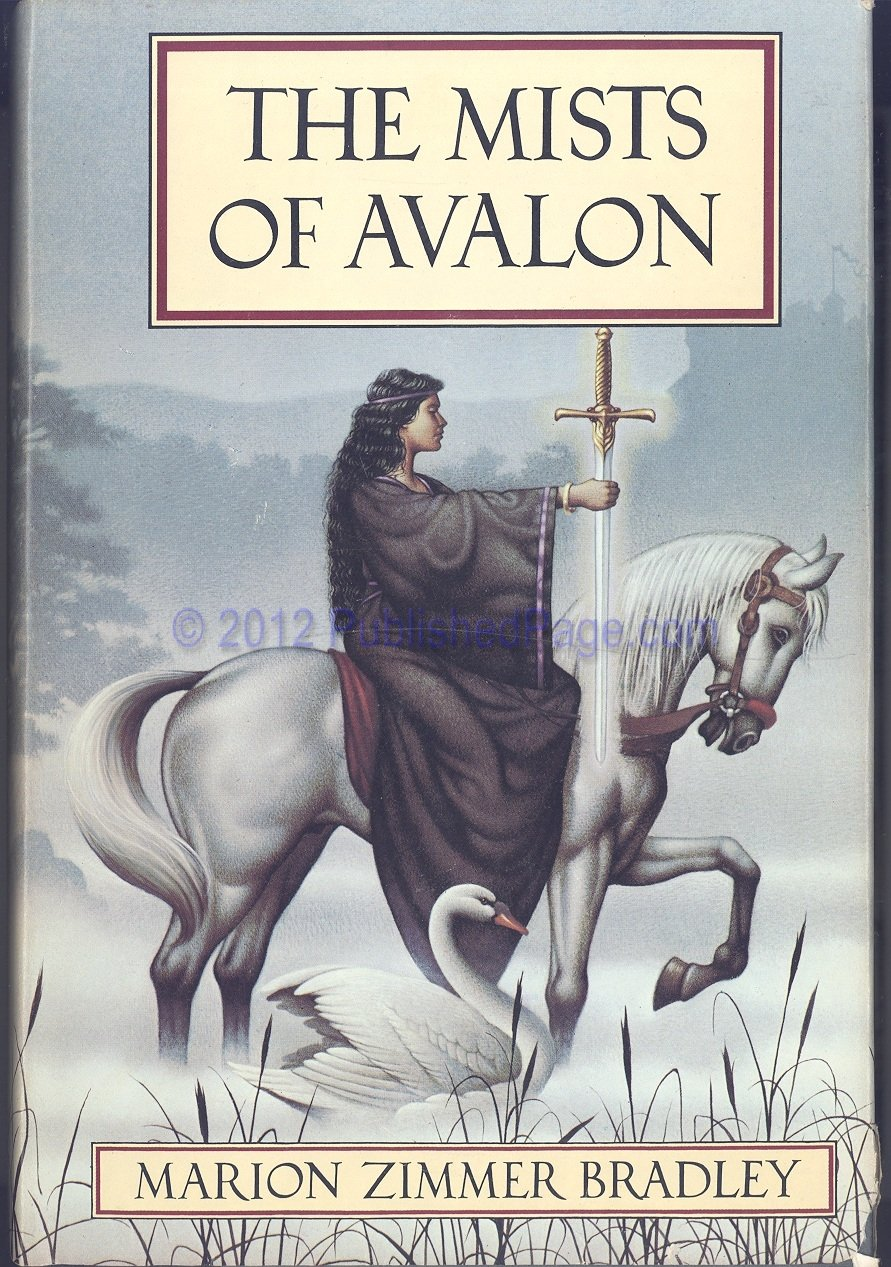 The Mists of Avalon, Bradley, Marion Zimmer