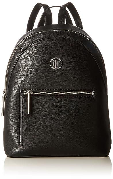 Tommy Hilfiger Women AW0AW05122 Rucksack Handbag  Amazon.co.uk ... c9345ee6248