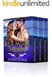 Blue Moon Saloon: Three-Book Collection, Volume One