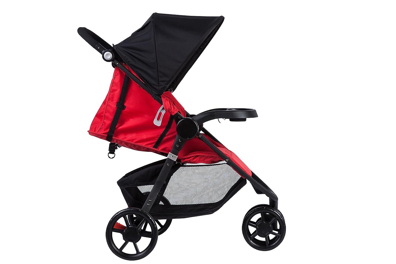 Safety 1st Urban Trek sportlicher Kinderwagen Buggy mit Liegeposition Schwarz nutzbar ab 6 Monaten bis circa 15 kg