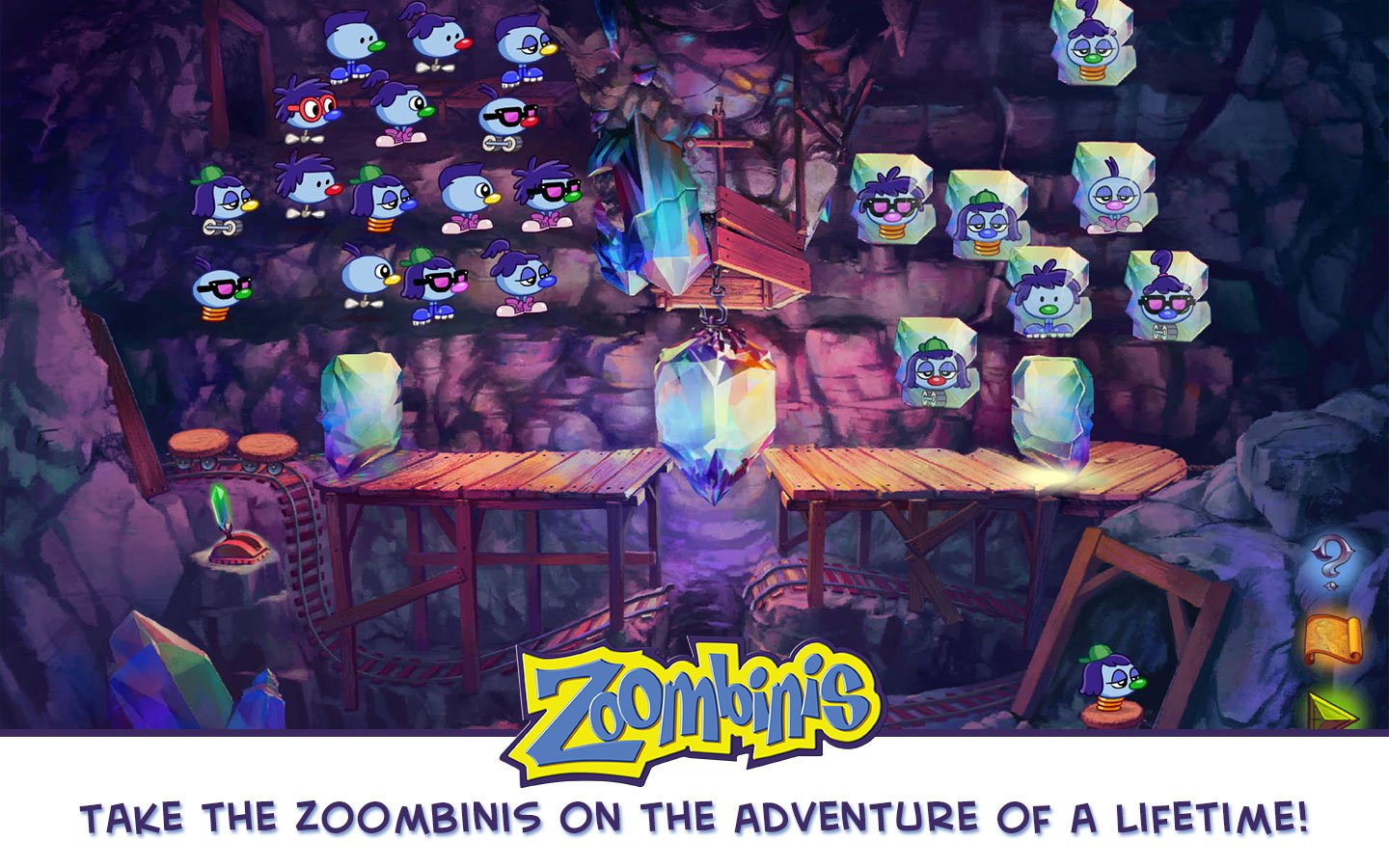 Review Zoombinis: The Logic Puzzle