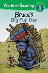World of Reading: Mother Bruce:  Bruce's Big Fun Day: Level 1 Kindle Edition