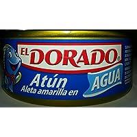 El Dorado, Atun El Dorado Agua, 140 gramos
